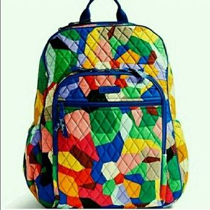 COPY - Vera Bradley Pop Art backpack
